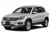 Used 2015 Volkswagen Tiguan SE w/Appearance Package SUV in Houston