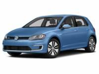 2015 Volkswagen e-Golf SEL Premium Hatchback