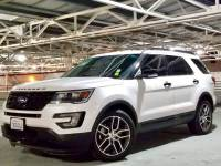 2017 Ford Explorer SPORT*AWD**3ROW SEAT*LOADED*14k miles**TWIN TURBO