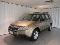Pre-Owned 2009 Subaru Forester 2.5 X SUV AWD