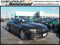 Certified Pre-Owned 2015 Chevrolet Camaro LT RWD LT 2dr Coupe w/1LT