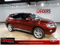 2015 LEXUS RX 350 SUV 6-Speed Automatic with Sequential Shift ECT-i