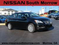 Certified Pre-Owned 2015 Nissan Sentra S FWD 4dr Car