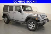 Used 2014 Jeep Wrangler Unlimited Rubicon SUV in Boise