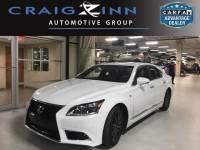 L/Certified 2014 Lexus LS 460 4dr Sdn RWD