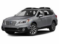 Used 2015 Subaru Outback 2.5i SUV in Commerce Township