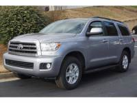 Used 2012 Toyota Sequoia SR5 5.7L V8 SUV in Athens, GA