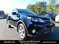 Certified Pre-Owned 2015 Toyota RAV4 XLE in Bristol, CT