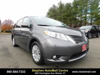Certified Pre-Owned 2016 Toyota Sienna XLE in Bristol, CT