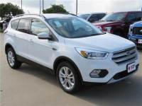 New 2018 Ford Escape SEL Front-wheel Drive Front Wheel Drive Sport Utility
