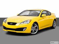 2010 Hyundai Genesis Coupe 3.8 Coupe V-6 cyl