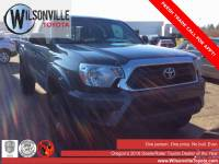 Pre-Owned 2012 Toyota Tacoma SR5 4WD