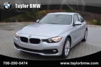 2017 BMW 3 Series 320i Sedan in Evans, GA | BMW 3 Series | Taylor BMW