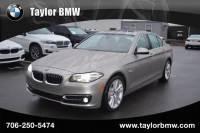 2016 BMW 5 Series 4dr Sdn 535i RWD in Evans, GA | BMW 5 Series | Taylor BMW