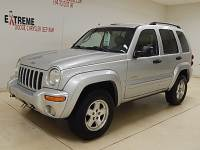 2002 Jeep Liberty Limited Edition SUV For Sale in Jackson