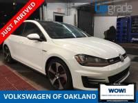 Certified Pre-Owned 2015 Volkswagen Golf GTI Autobahn FWD 4D Hatchback