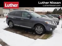 2014 Nissan Pathfinder 4WD SL Premium SUV