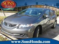 2013 Honda Civic Auto LX