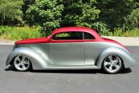 1937 Ford HARDTOP COUPE HOT ROD