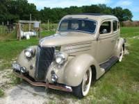 1936 Ford 4 DR SLANTBACK
