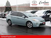 2013 Toyota Prius HB Four Hatchback Front-wheel Drive