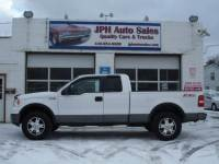 2006 Ford F-150 FX4 4dr SuperCab 4WD Styleside 6.5 ft. SB