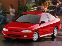 1997 Mitsubishi Mirage LS Coupe