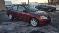 2002 Honda Civic EX 4dr Sedan w/Side Airbags