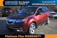 Certified 2012 Acura MDX in Greensburg, PA