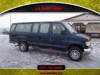 1993 Ford Club Wagon XLT Super
