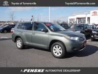 2013 Toyota Highlander 4WD Plus V6 SUV