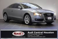Used 2011 Audi A5 2.0T Premium (Tiptronic) Coupe in Houston, TX