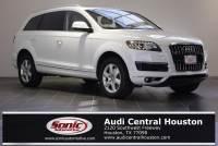 Used 2015 Audi Q7 3.0T Premium SUV in Houston, TX