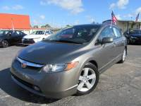 2007 Honda Civic EX 4dr Sedan w/Navi (1.8L I4 5A)