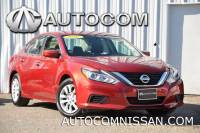 Certified Used 2016 Nissan Altima 2.5 S Sedan for sale in Oakland, CA