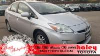 PRE-OWNED 2010 TOYOTA PRIUS II FWD HATCHBACK