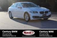 Certified Used 2015 BMW 5 Series Sedan in Greenville, SC