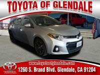 Used 2015 Toyota Corolla 4DR SDN CVT S Plus For Sale | Glendale CA | Serving Los Angeles | 5YFBURHE3FP234410