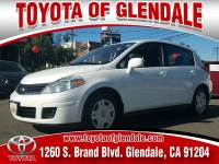 Used 2011 Nissan Versa, Glendale, CA, , Toyota of Glendale Serving Los Angeles | 3N1BC1CP4BL515428
