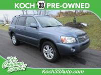 Pre-Owned 2007 Toyota Highlander Hybrid Limited AWD