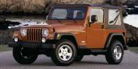 Pre-Owned 2003 Jeep Wrangler SPORT 4WD Sport Utility