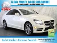 2014 Mercedes-Benz CLS CLS 550 4MATIC w/ Navigation Coupe