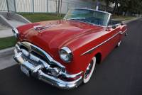 1953 Packard 2631 Series 2 Dr Convertible