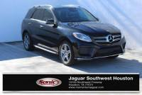 Used 2016 Mercedes-Benz GLE GLE 400 4matic 4dr in Houston
