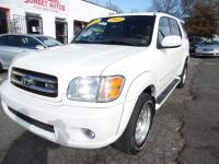 2003 Toyota Sequoia Limited 4WD 4dr SUV