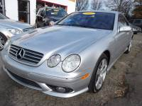 2005 Mercedes-Benz CL-Class CL 500 2dr Coupe