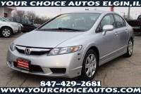 2010 Honda Civic EX 4dr Sedan 5A w/Navi