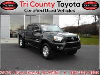 2014 Toyota Tacoma DOUBCAB 4WD Double Cab V6 AT