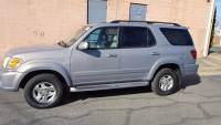2002 Toyota Sequoia Limited 4WD 4dr SUV