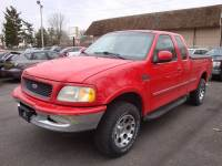 1998 Ford F-250 3dr 4WD Extended Cab SB